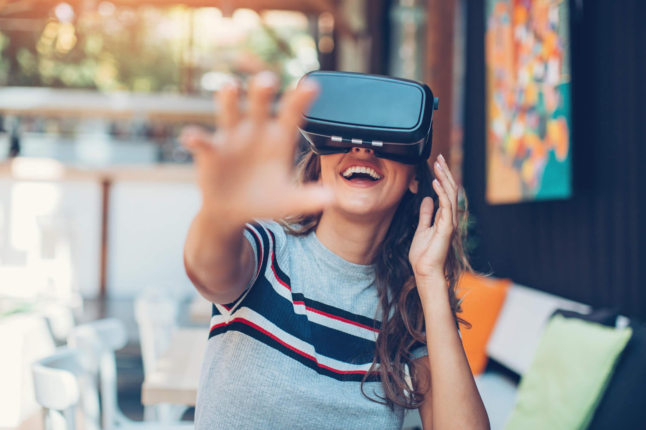 Como a realidade virtual pode ajudar o seu varejo a ser mais competitivo?